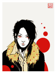 Red dots by yuke