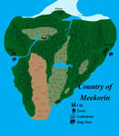 Country of Meekorin by Leland-Doodles