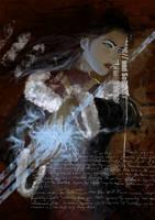 Sorceress by Rochnan