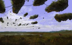 Double Plains Speedpaint by Rochnan