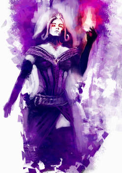 Speedpainting - Liliana