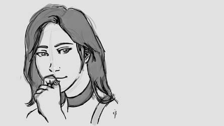 Triss by Rochnan