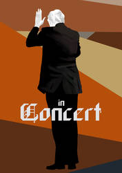 In Concert poster by Rochnan