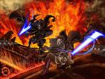Obi-wan vs Anakin