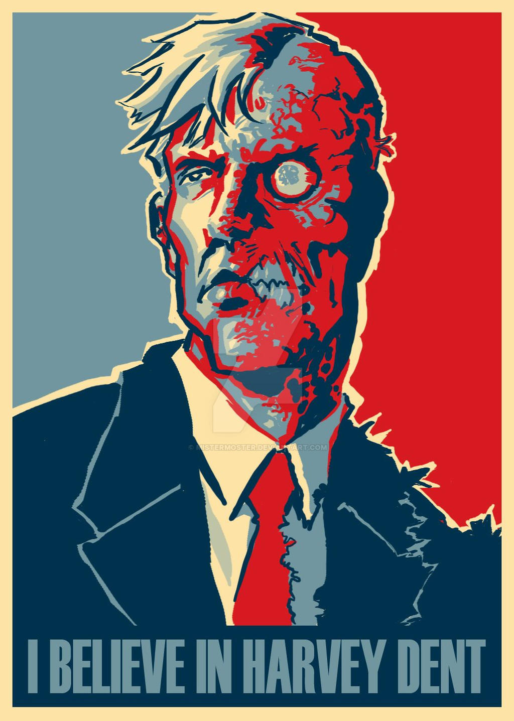 I believe in Harvey Dent by mistermoster