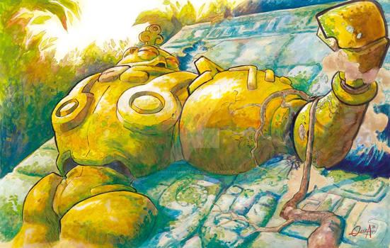 Huitzil - Waking Giant