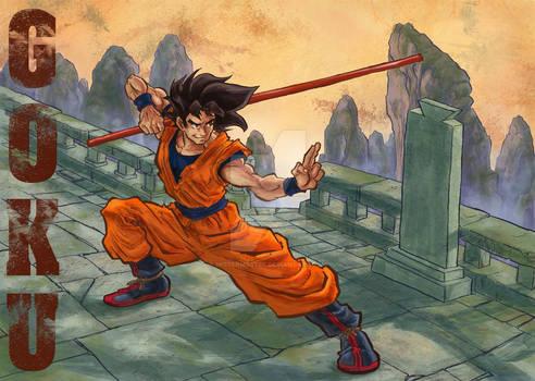 Goku remastered