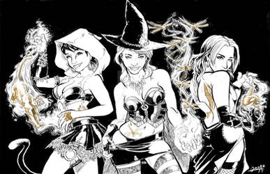 Witches commission