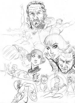 Tron sketches