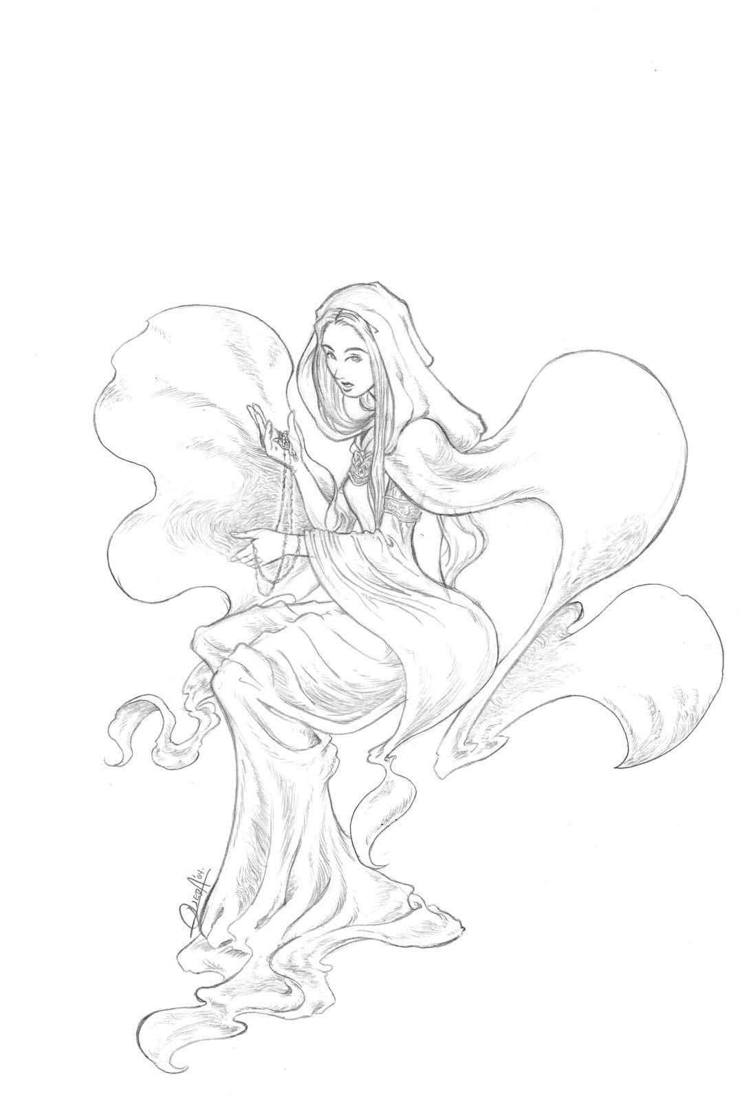 Arwen by mistermoster