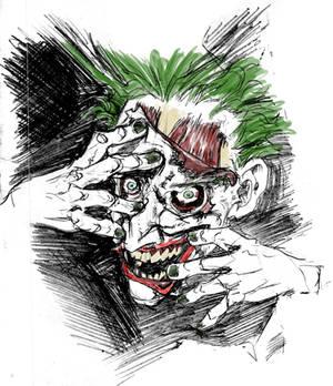 Faceless Joker