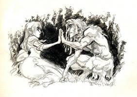 Tarzan... Jane by mistermoster