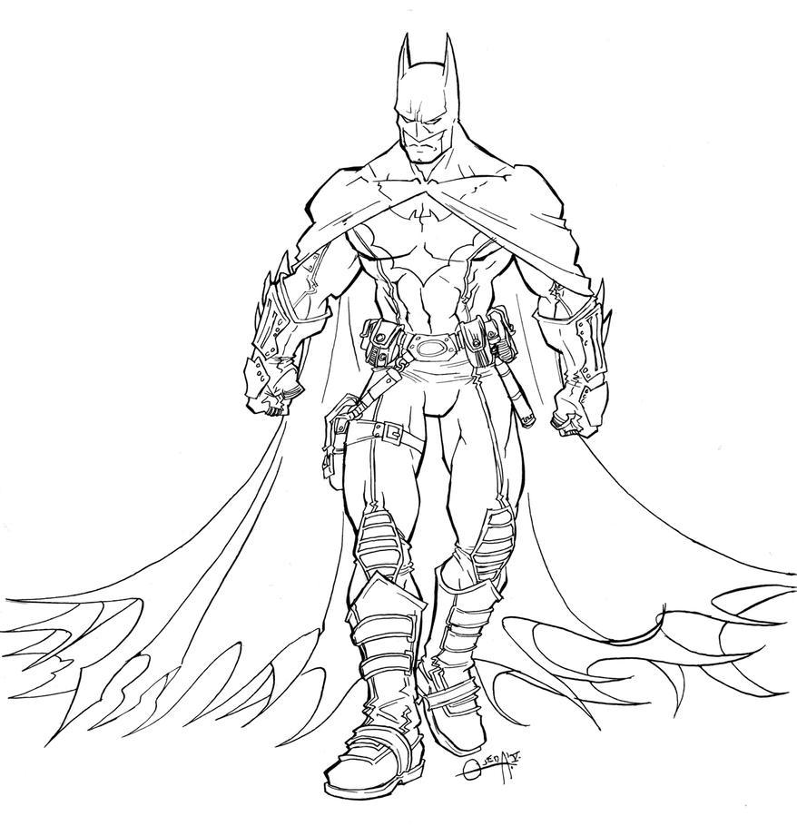 Ultimate JLA Batman by mistermoster on DeviantArt