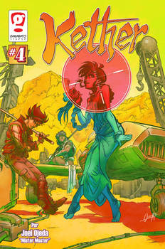 Kether 04 Cover