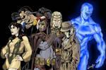 Comic zone: Watchmen