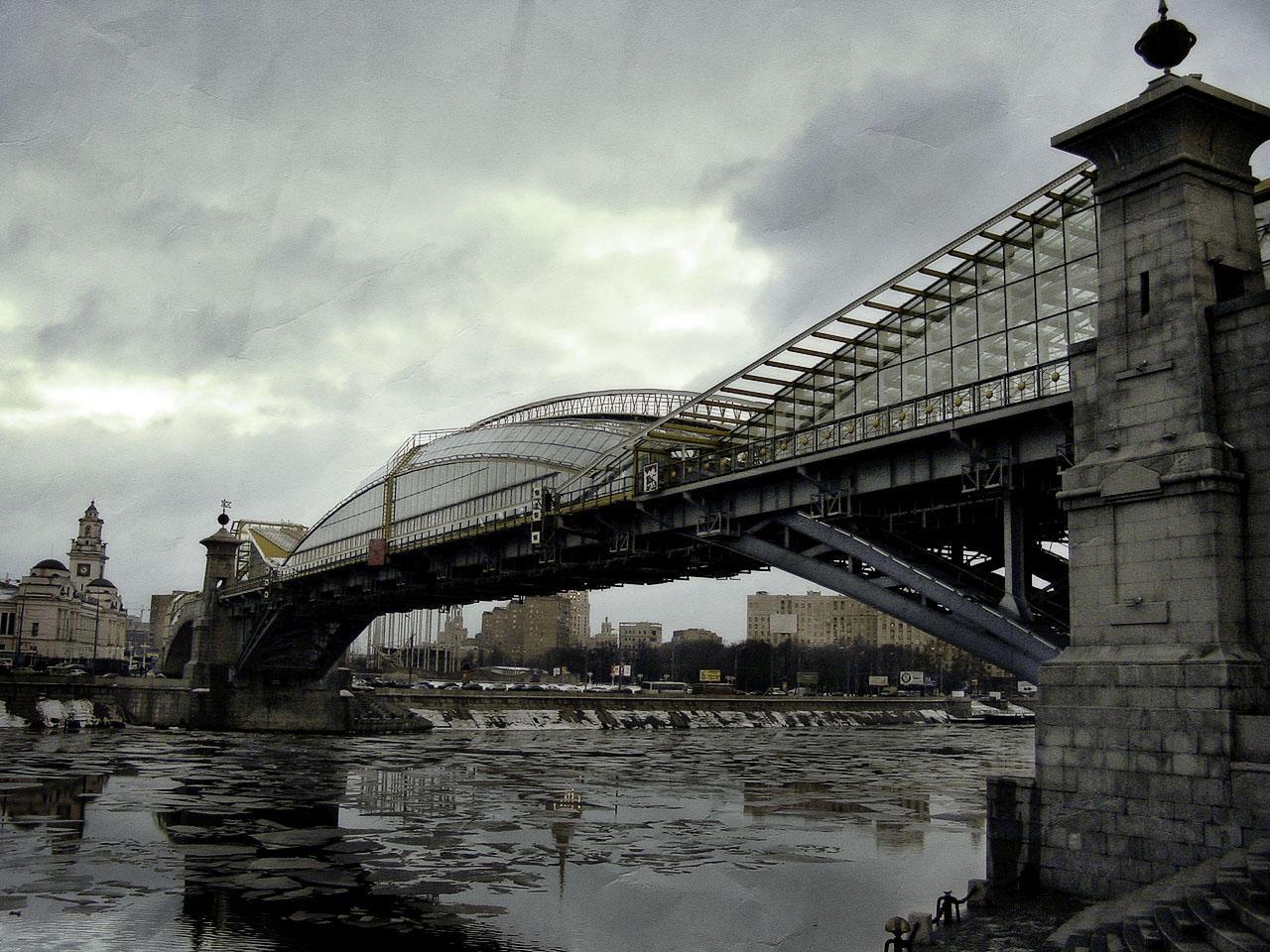 Bridges II 2003 by firework