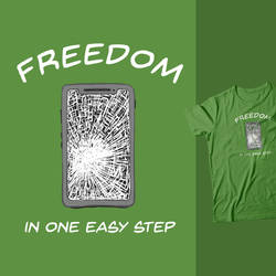 Freedombig by designjunkies