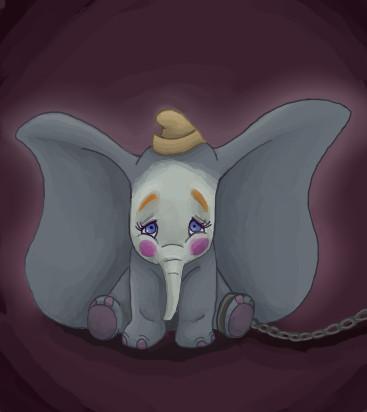 Advocate Disney: Dumbo by NostalgicChills