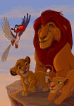 Ode To The Lion King
