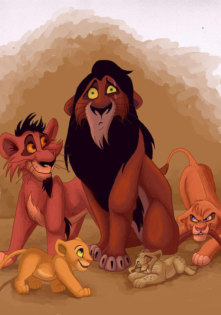 Images du roi lion Tlk_theories___scar_by_nostalgicchills-d6fivnu