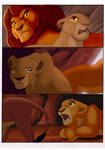 Literal Lion King: Marital Problems by NostalgicChills