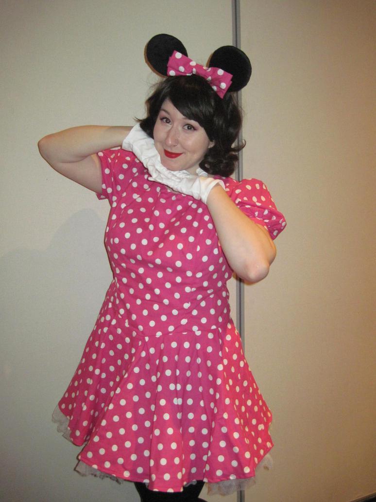 The pretty Minnie by Ladybloodskull
