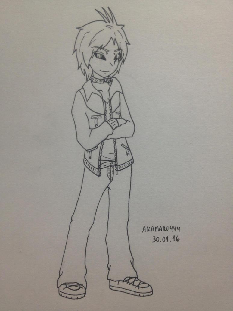Masuku-kun OC contest by gaara444