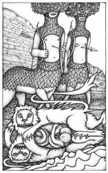 Lion sur Lion sur Mer by lingouf