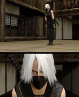 Ticklish Ninja Training 2