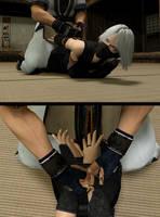 Ticklish Ninja Training 5