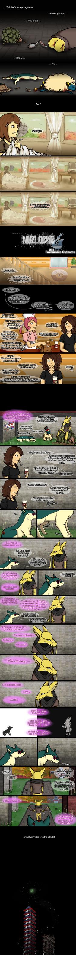 Rhaenn's SS Nuzlocke - Page 11 by Rhaenn