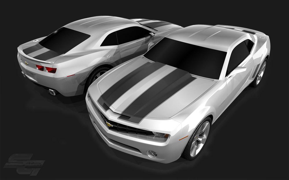 Camaro Concept by SmokinGrafix