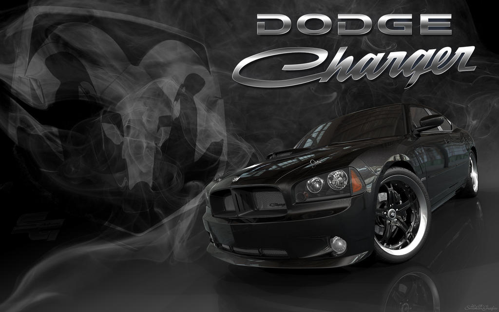 Dodge Charger Wallpaper Style by