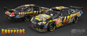NASCAR WCC COT
