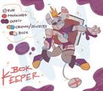 Book Keeper Adopt OTA   OPEN by nerd-center