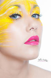 Liloe jaune citron 1
