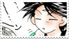 Chill Out Hiei Stamp by Hieislittlekitsune