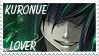 Kuronue Lover stamp by Hieislittlekitsune