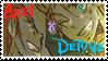 AxelxDemyx Stamp by Hieislittlekitsune