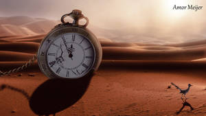 Time In The Desert