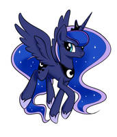 ponyprincessluna by twilite-sparkleplz