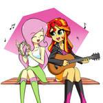 Sunshyne Singing by twilite-sparkleplz