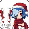 Pleinair+Usagi Christmas Avvy by HieiUmbra