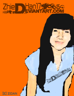 Dera Idol (Cartoon) by Zhiedhan17
