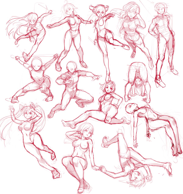 Pose By Hand Xxx 76
