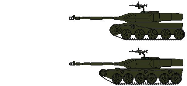 Stillwind light tank by captainIronstar