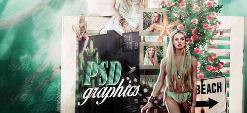 Header para PSD Graphics - Candice Swanepoel by kiitathelesmalte