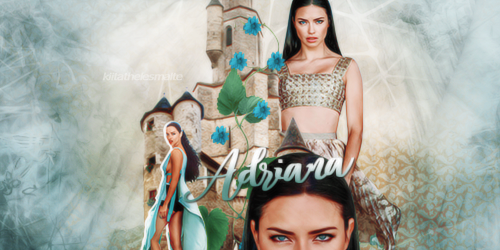 Adriana Lima by kiitathelesmalte