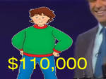 Caillou's Dad On Now You See It 1989 #3
