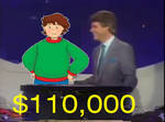 Caillou's Dad On Now You See It 1989 #4